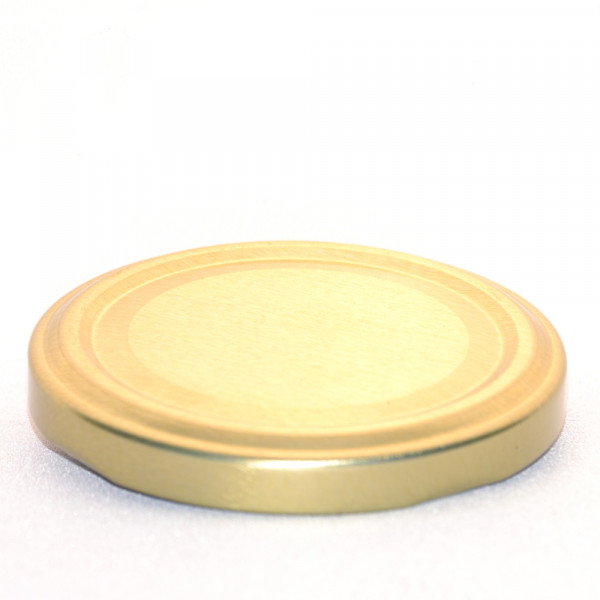 Twist-Off-Verschluss 66 mm gold PVC-frei Blue Seal