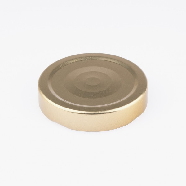 Twist-Off-Verschluss 66 mm DWO gold
