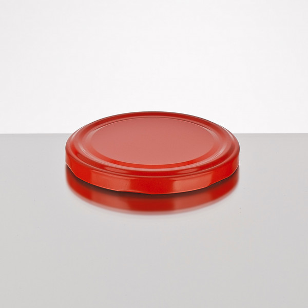 Twist-Off-Verschluss 82 mm rot past